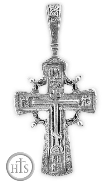 Product Photo - Sterling Silver Cross, Large