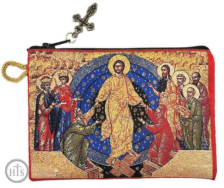 Image - Resurrection of Christ, Rosary Pouch Case